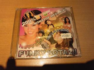 FUNKY KOTA2! HAPPY HI-SPEED GROOVIN' / DJ JET BARONG