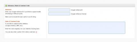 [WordPress]iPhone/Android用Google Adsense導入方法[WPtouch]