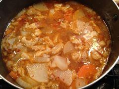 トロトロ激ウマ!圧力鍋で作る簡単牛スジ煮込み作り方[和風・韓国風・カレー・シチュー]