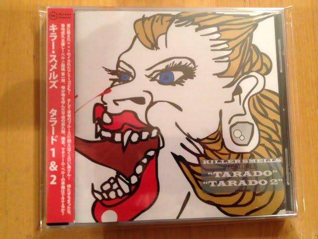 KILLER SMELLS TARADO1&2 CDをGETしたぜ!