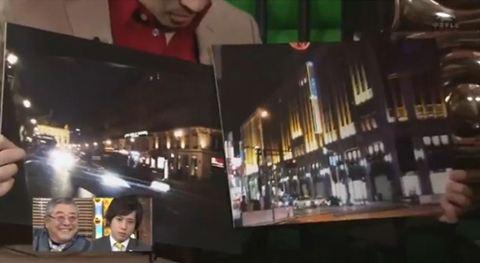 菊地成孔 パリオペラ座と新宿伊勢丹の写真比較