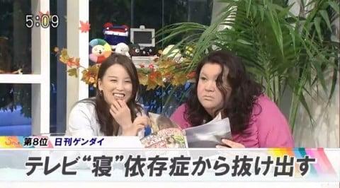 マツコ・デラックス 若林史江 内藤聡子FLASHグラビアを見る