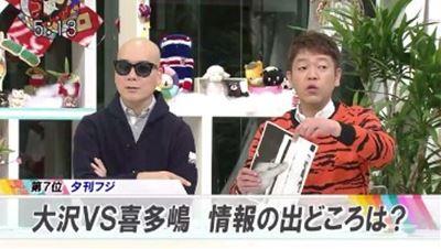 玉袋筋太郎が掴んだ 大沢樹生VS喜多嶋舞 息子騒動の仰天情報