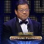 藤波辰爾 WWE殿堂入り授賞式を語る