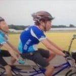 玉袋筋太郎 2人乗り自転車駅伝の過酷なデス・ロードを語る
