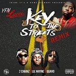 渡辺志保 YFN Lucci『Key To The Streets Remix』を語る