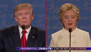 町山智浩 アメリカ大統領選 最終テレビ討論会後の状況を語る