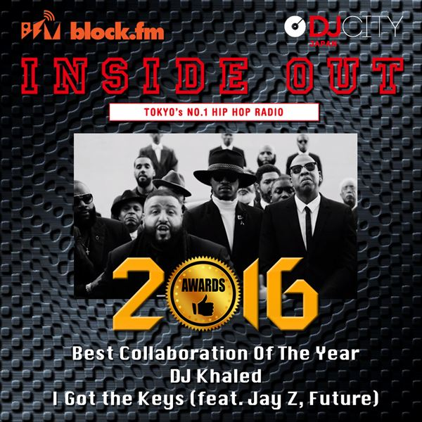 Best Collaboration of The Year DJ Khaled
