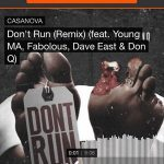 DJ YANATAKE Casanova『Don't Run Remix』