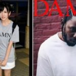 渡辺志保 NMB48須藤凜々花のKendrick Lamar『DAMN.』Tシャツを語る