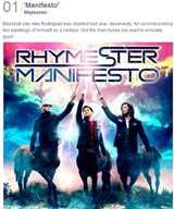 Aol Radio 2010年サイテーアルバムジャケット第一位 ライムスターマニュフェスト