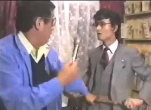 昭和の名勝負 ミッキー安川VS闇金の帝王杉山治夫