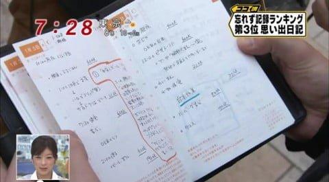 ウィークエンドシャッフル構成作家 古川耕さん めざましテレビで日記・手帳を語る