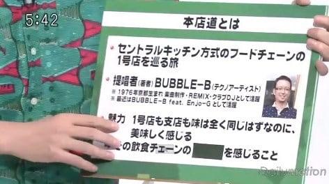 BUBBLE-B 本店道とは?
