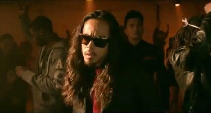 ケント・モリ出演 Chris Brown『Fine China』