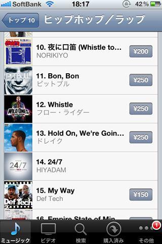 第3回高校生ラップ選手権王者HIYADAM『24/7』iTunesでGET!