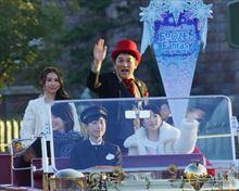 ピエール瀧 ディズニーランド アナと雪の女王パレード裏話を語る