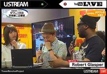 ロバート・グラスパーと高橋芳朗 『COVERED』を語る