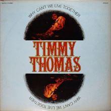松尾潔 R&B定番曲解説 Timmy Thomas『Why Can't We Live Together』