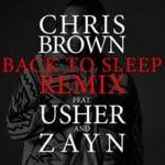 松尾潔 Chris Brown『Back To Sleep Remix feat.Usher&Zayn』を語る