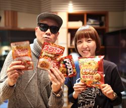トミヤマユキコと宇多丸 ネオ日本食を語る