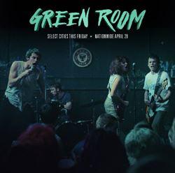 町山智浩 アントン・イェルチンと映画『グリーン・ルーム』を語る