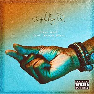 AKLO ScHoolboy Q『THat Part ft. Kanye West』を語る