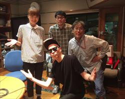 宇多丸とKIRINJI 初コラボ曲『The Great Journey』制作秘話を語る