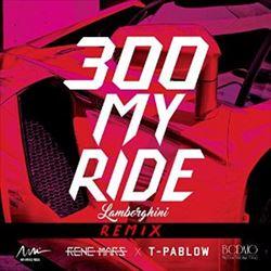 DJ YANATAKE RENE MARS『300 MY RIDE REMIX feat.T-PABLOW』を語る