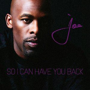 松尾潔 Joe『So I Can Have You Back』を語る