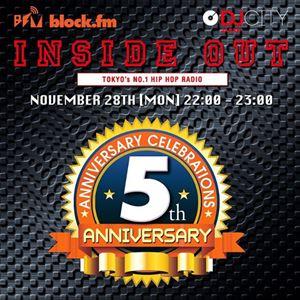 DJ YANATAKE block.fm『INSIDE OUT』5周年を語る