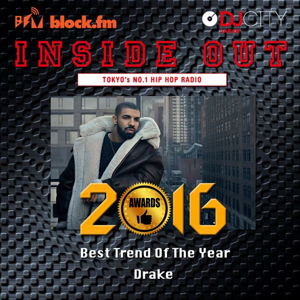 Best Trend of The Year Drake