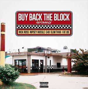 渡辺志保 Rick Ross『Buy Back The Block (Refinance)』を語る