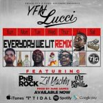 渡辺志保 YFN Lucci『Everyday We Lit Remix』を語る