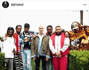 渡辺志保 DJ Khaled『I'm the One』を語る