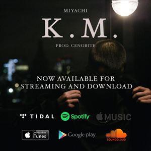 DJ YANATAKE MIYACHI『K.M.』を語る
