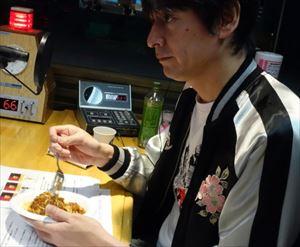 博多大吉 食レポとリアクション芸の難しさを語る