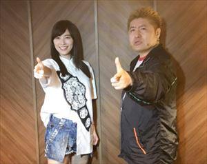 吉田豪 SKE48 松井珠理奈とプロレスを語る