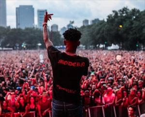 渡辺志保 Lollapaloozaの21 Savageを語る