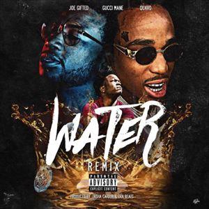 渡辺志保 Joe Gifted『Water Remix Feat. Quavo&Gucci Mane』を語る