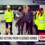 渡辺志保 テキサス州ヒューストンのハリケーン洪水被害を語る