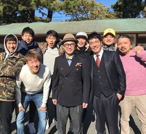 おぎやはぎ FC東京選手と遭遇してサポーターになった話