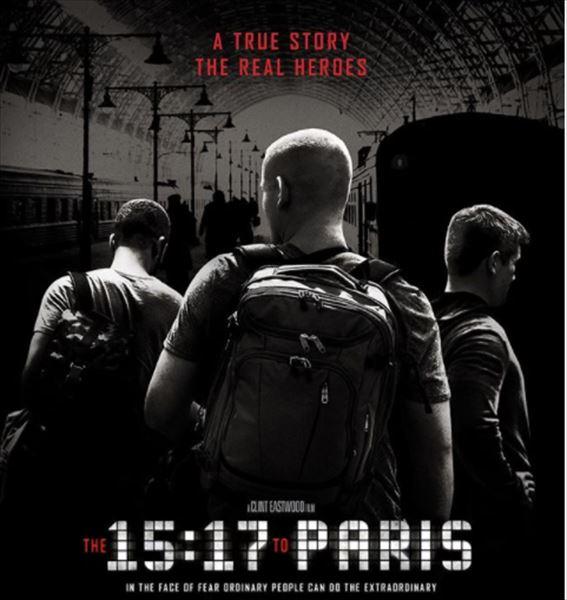 町山智浩 映画『15時17分、パリ行き』を語る