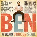 星野源と三浦大知 Ben L'Oncle Soul『Soulman』を語る