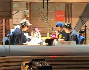 スーパー・ササダンゴ・マシン 高野政所TBSラジオ復活を祝福する