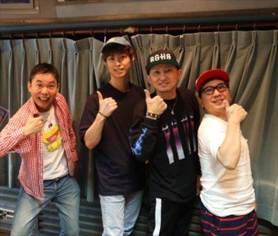 DA PUMP ISSA・YORI ライブ後にかならず食べるおにぎりの具を語る