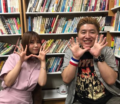 吉田豪と川後陽菜 松井珠理奈・AKB48総選挙後の炎上を語る