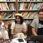 吉田豪・市川美織・百花 NMB48時代の密接交際を語る