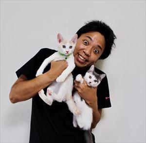 ハライチ岩井 サンシャイン池崎の保護猫引き取りを語る
