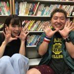 吉田豪と酒井瞳 朝日奈央・松岡茉優・菊地亜美を語る